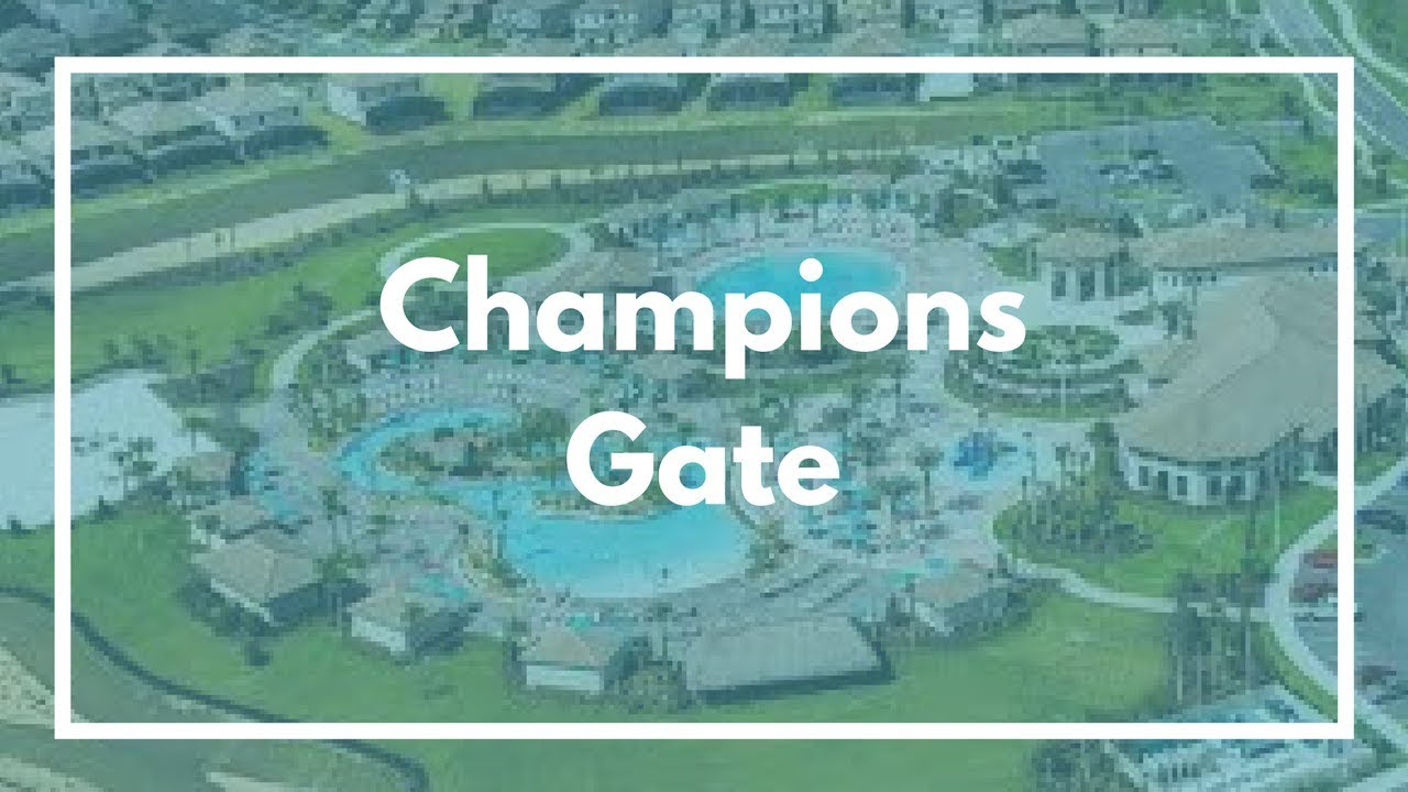 Royale Palm – Champions Gate – Orlando
