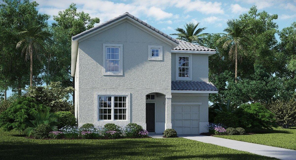 Majesty Palm – Champions Gate – Orlando