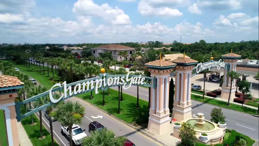 Condomínios em Orlando: ChampionsGate