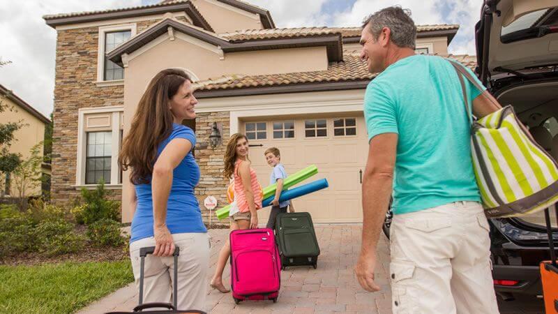 O que é uma Vacation Home
