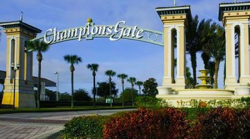 CHAMPIONS GATE | THE FLORIDA LOUNGE | MORE OR INVEST IN USA