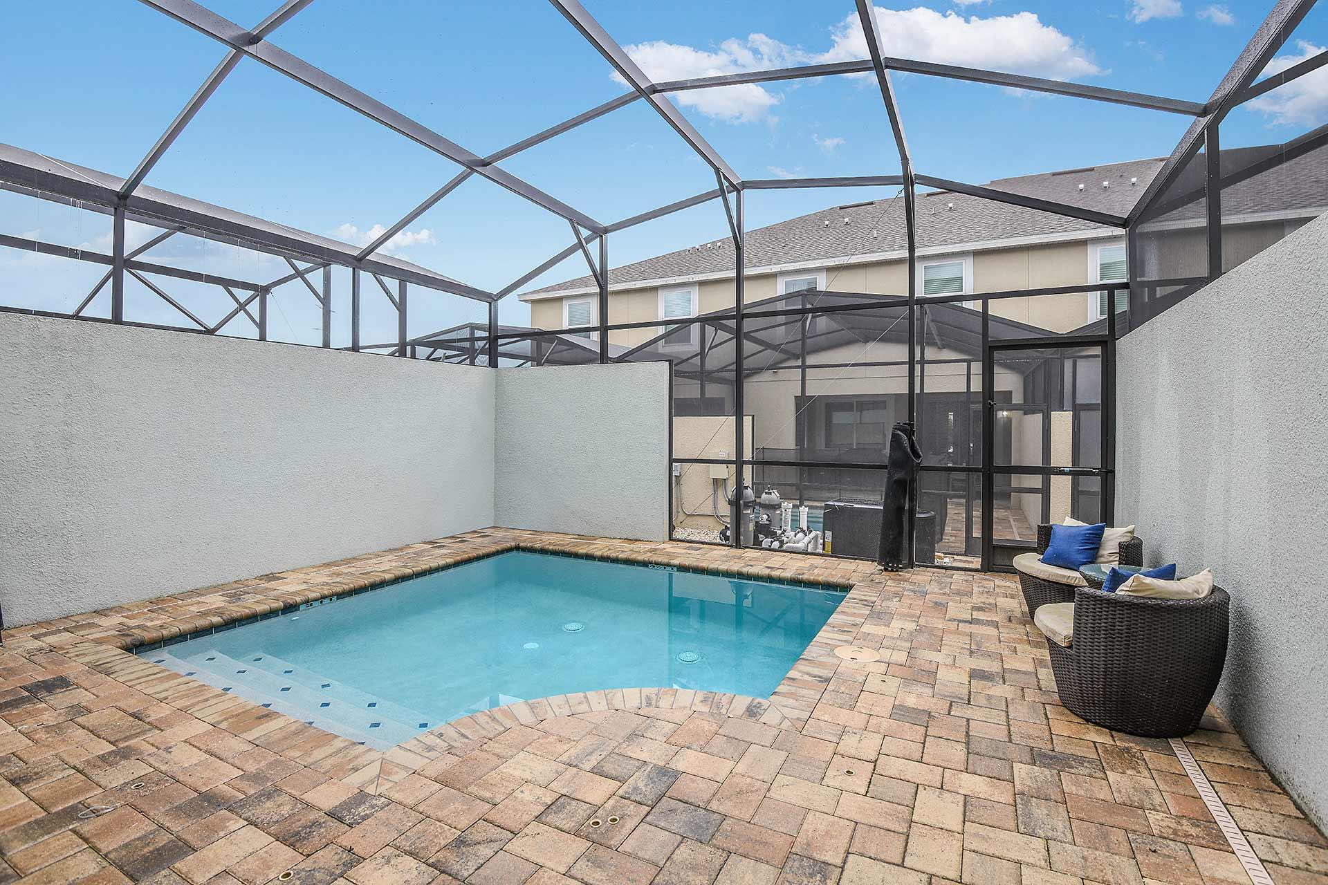 Clearwater: Solara Resort - Orlando。